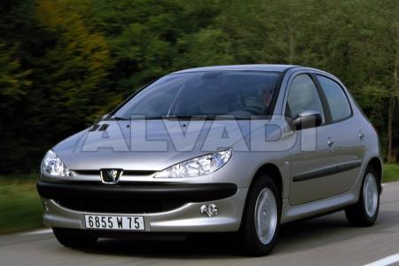 Peugeot 206 (2_) 01.1998-04.2009