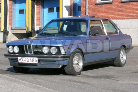 BMW 3 (E21) 06.1975-03.1984