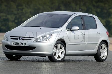 Peugeot 307 (3_) 03.2001-09.2005