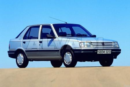 Peugeot 309 (10A/10C/3A/3C) 01.1986-02.1993