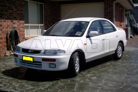 Mazda 323 (BH)