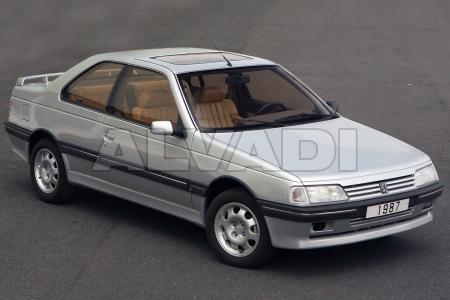 Peugeot 405 (15B/15E/4B/4E), (SDN + ESTATE)