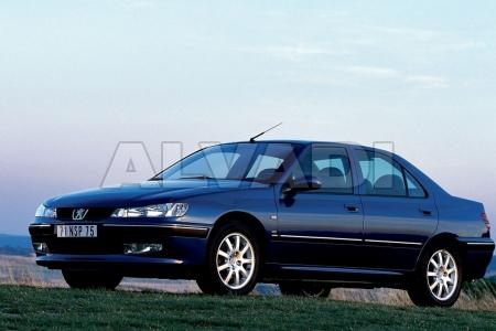 Peugeot 406 SDN + ESTATE (8_) 04.1999-04.2004