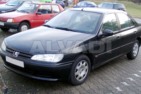 Peugeot 406 SDN + ESTATE (8_) 10.1995-03.1999