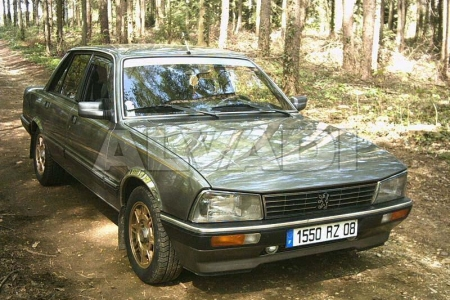 Peugeot 505 (551), (SDN + ESTATE)
