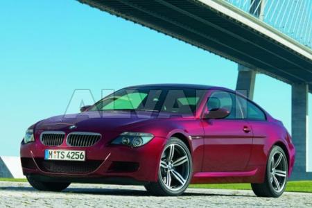 BMW 6 (E63/E64) 01.2004-07.2010
