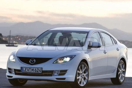Mazda 6 (GH) 11.2007-11.2012