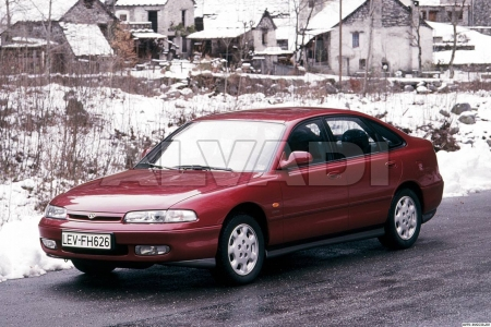 Mazda 626 (GE) SEDAN/HB