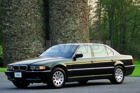 BMW 7 (E38)