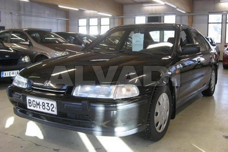 Honda ACCORD (CC7) (EU) SDN