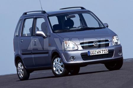 Opel AGILA (H00)