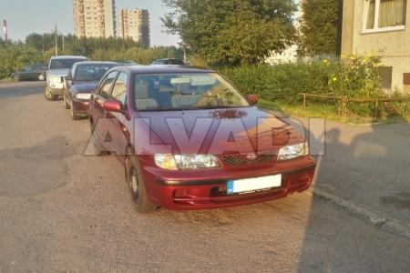 Nissan ALMERA (N15) 01.1996-01.1999