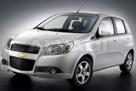 Chevrolet AVEO HATCHBACK (T255) 04.2008-...