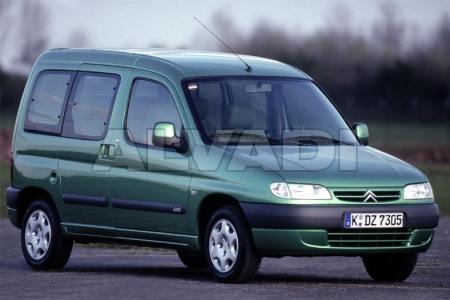 Citroen BERLINGO (MF) 07.1996-10.2002