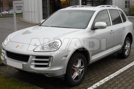 Porsche CAYENNE (955) 09.2002-03.2010