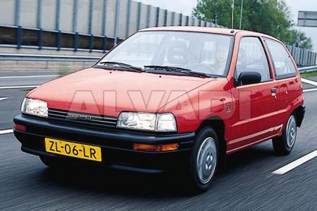 Daihatsu CHARADE (G100) 12.1987-12.1993