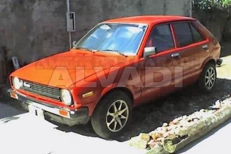 Daihatsu CHARADE (G11) 12.1983-12.1986