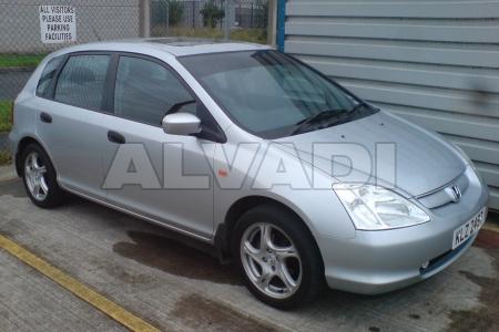 Honda CIVIC (3/5-D  HB) (EU) (EP/EU/EV)