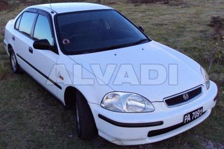 Honda CIVIC (LB 5-D/ESTATE) (EU) (MB_/MC2)