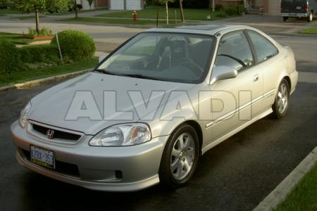 Honda CIVIC (3-D) (EJ/EK) HB/SDN (JP)