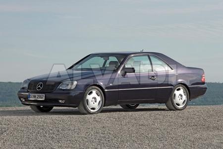 Mercedes-Benz Mercedes-Benz CL-Class (C140) 09.1992-02.1999