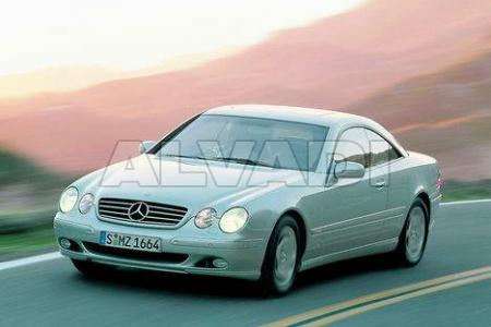 Mercedes-Benz CL-Class (C215)