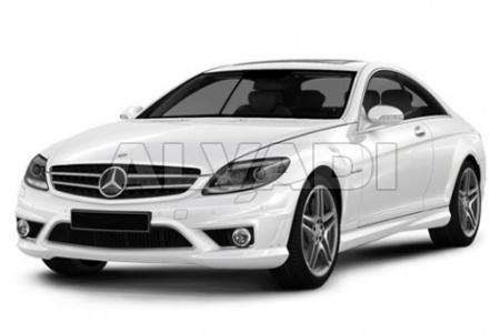 Mercedes-Benz Mercedes-Benz CL-Class (W216) 01.2006-2014