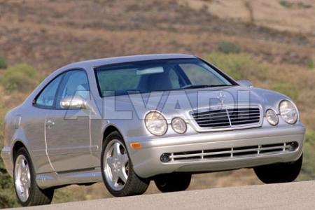 Mercedes-Benz Mercedes-Benz CLK-Class (C208) 06.1997-02.2003