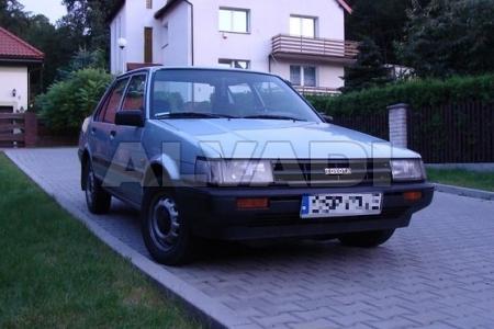Toyota COROLLA (E8) (SDN+LB) 05.1983-05.1988
