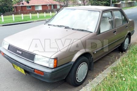 Toyota COROLLA (E8) HB  01.1985-01.1987