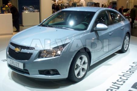 Chevrolet CRUZE 09.2009-2014