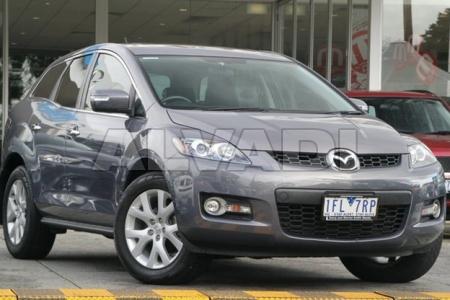Mazda 6 takalasin sulka