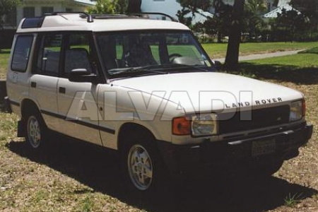 Land Rover DISCOVERY (LJ/LT)