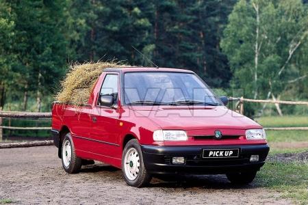 Skoda FELICIA PICKUP (6U) 10.1994-...