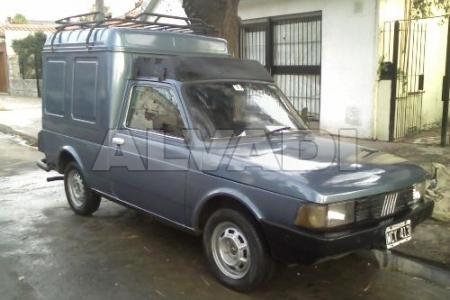 Fiat FIORINO/ 127 01.1983-10.1987