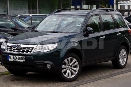 Subaru FORESTER (SH) 01.2008-01.2013