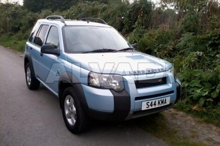 Land Rover FREELANDER (FA)