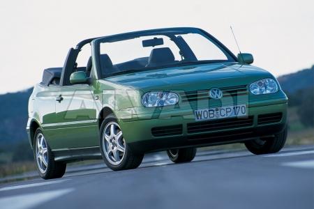 Volkswagen VW GOLF IV CABRIOLET (1EXO)