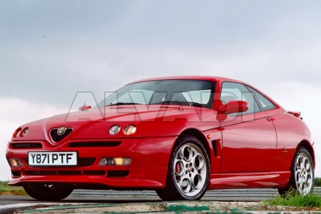 Alfa Romeo GTV (916C/S)