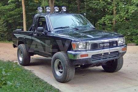 Toyota HILUX  4WD/4-RUNNER, 88-91/92-95/HILUX