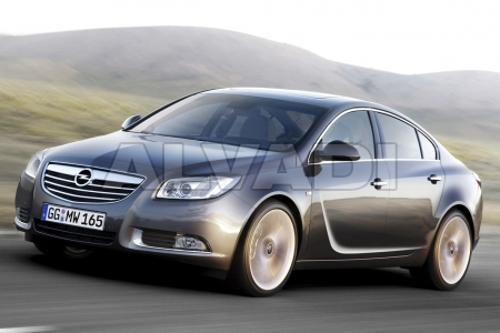 Opel INSIGNIA 09.2008-...