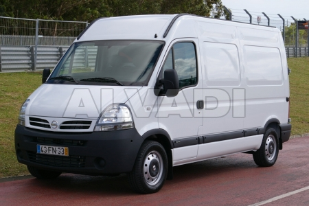 Nissan INTERSTAR (X70) 01.2007-...