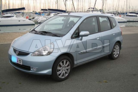 Honda JAZZ (GD)