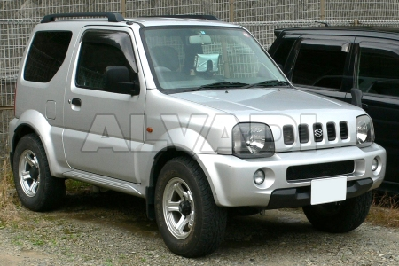 Suzuki JIMNY (FJ) 09.1998-...