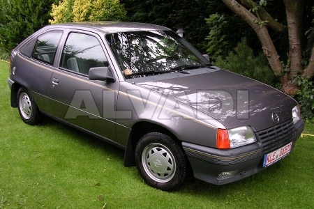 Opel KADETT E (HB + SDN + ESTATE)