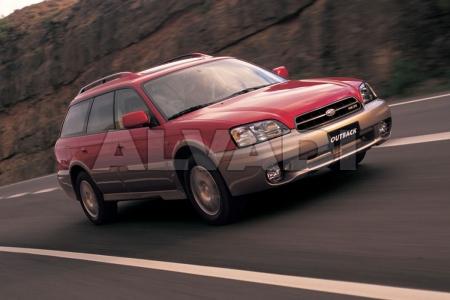 Subaru LEGACY OUTBACK (BH)