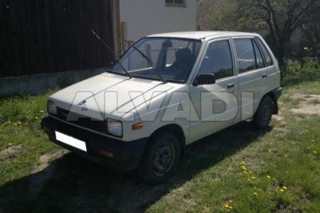 Suzuki MARUTI (IMPORT INDIE) 01.1991-...
