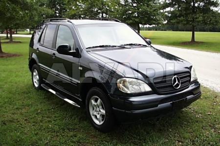 Mercedes-Benz ML-Class (W163)