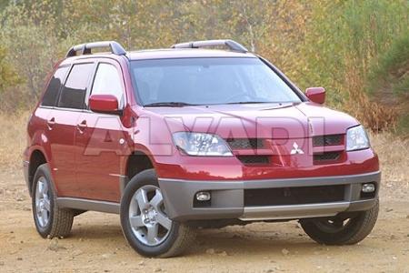 Mitsubishi OUTLANDER (CU0W)