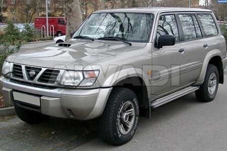 Nissan PATROL (Y61/GY61)